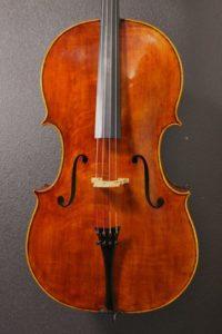Mark Moreland Cello