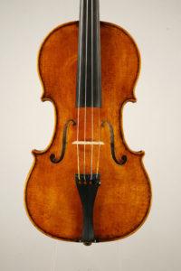 Violin made by Mark Moreland.3