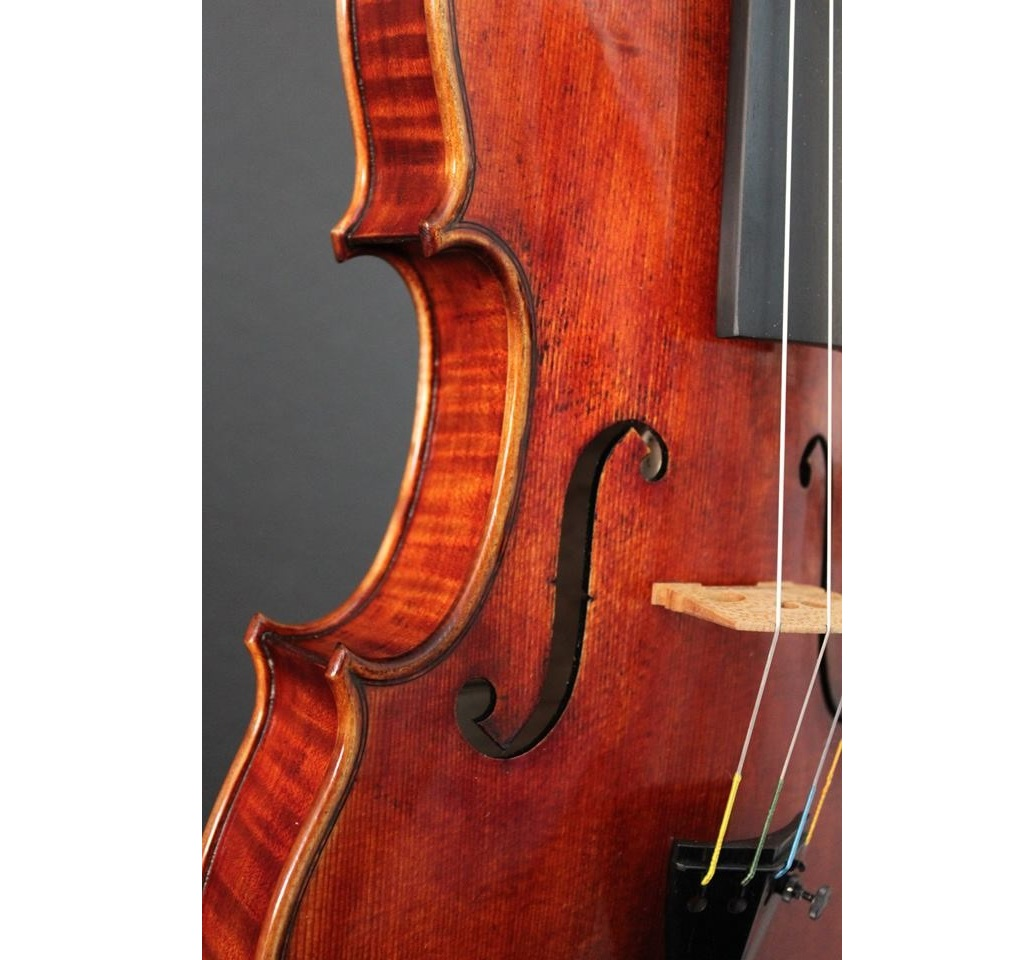 Handmade Violin by Mark Moreland