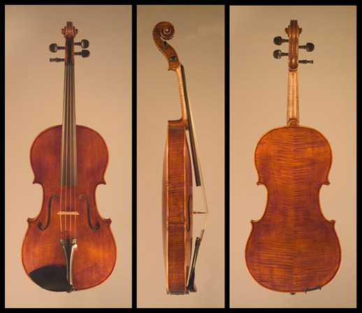 Mark Moreland Viola-model by Andrea Postacchini