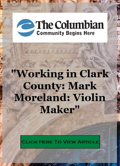 News article Columbian Mark Moreland
