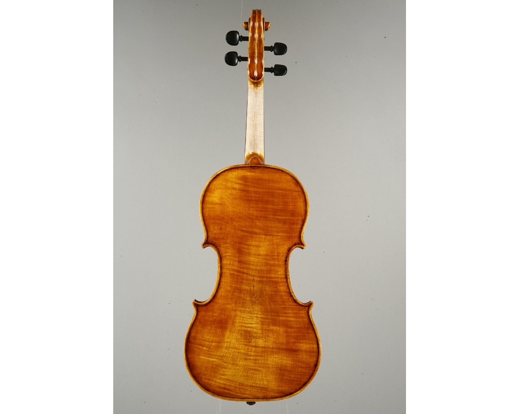 Violin Back Santa Fe New Mexico.